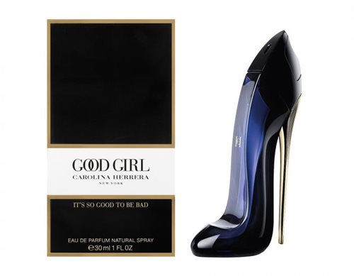 בושם לאישה גוד גרל Carolina Herrera Good Girl E.D.P או דה פרפיום 80ml