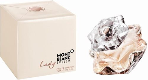 "בושם לאשה מונבלאן ליידי אמבלם א.ד.פ 75 מ""ל Mont Blanc LADY EMBLEM (W) EDP 75 ML"