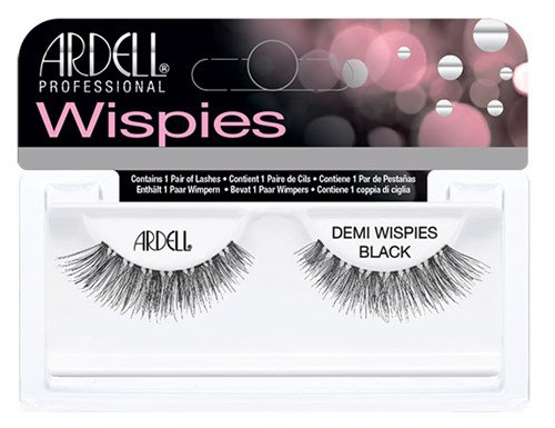 רצועות ריסים Demi Wispies Black- ארדל